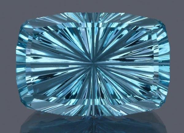 March's birthstone: aquamarine