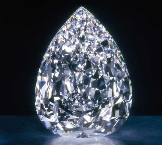 April birthstone is Diamond