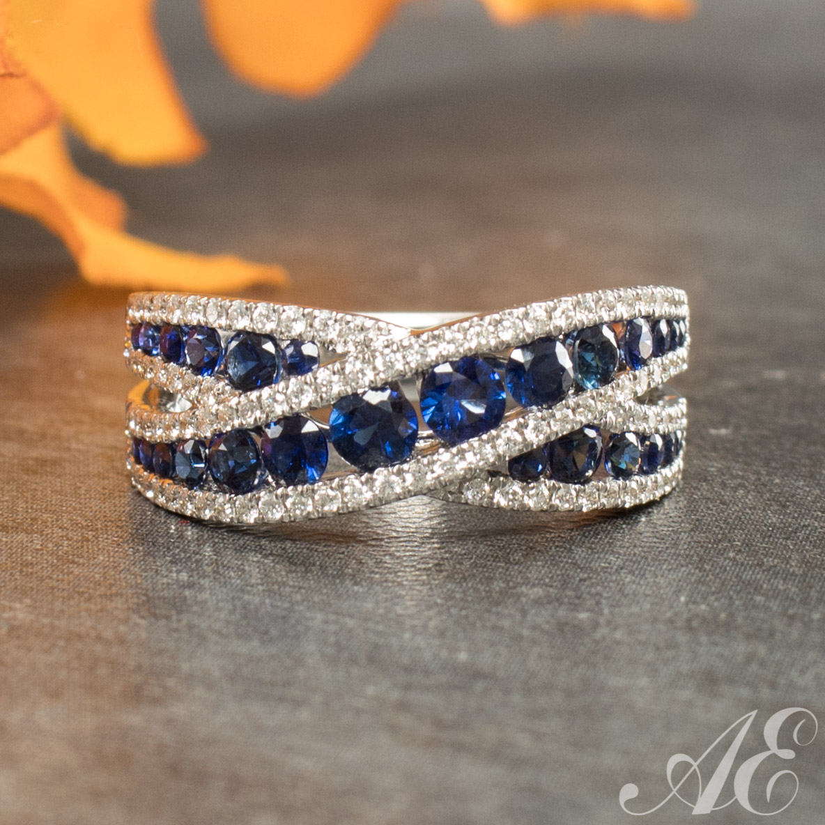 Blue Sapphire is the Birthstone for September